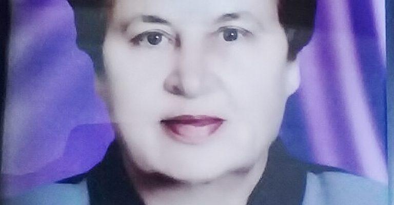 Прощание с Элеонорой Андреевной Каминской