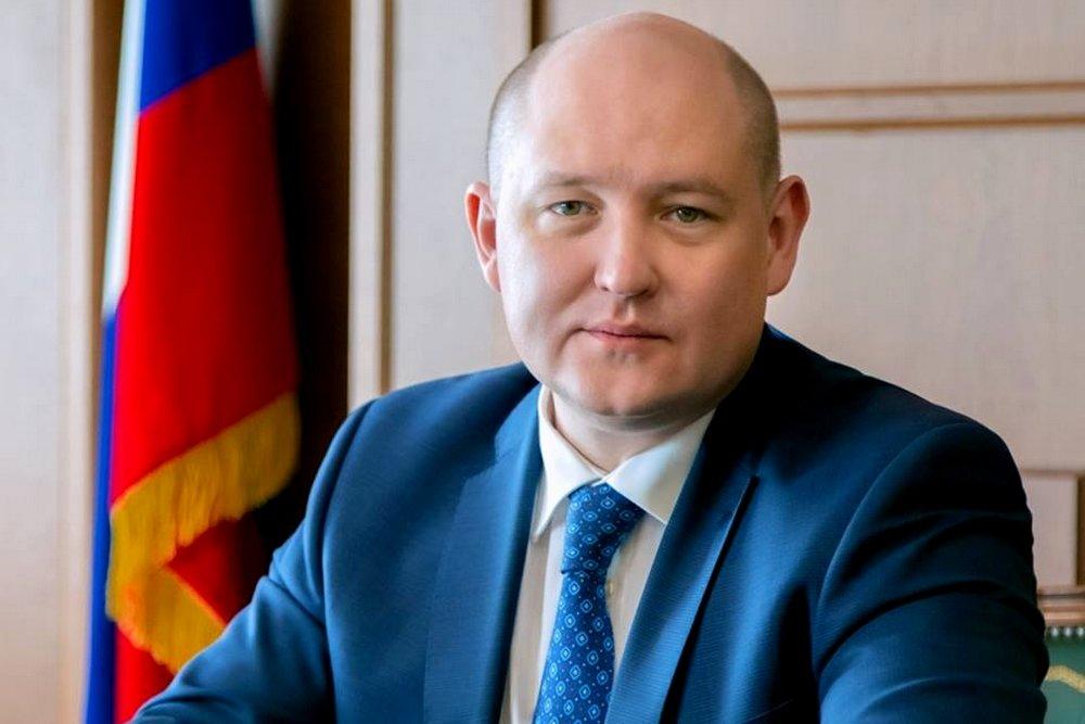 Поздравление с юбилеем Развожаева Михаила Владимировича